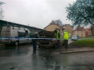 Spalony bus