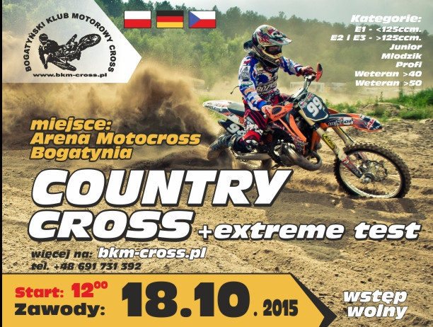 Country Cross Bogatynia
