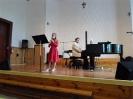 koncert uczniów szkoły artystyczne
