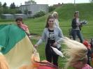 Rodzinny festyn przy Orzeszkowej