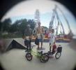 Zawody na skatepark w Bogatyni